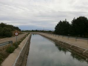 Berbegal. Canal de Terreu