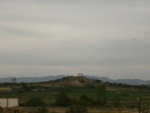 Selgua. Ermita de San Salvador