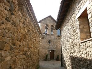 El Run. Iglesia de San Aventín