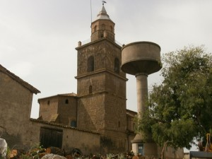 Cregenzán. Iglesia parroquial