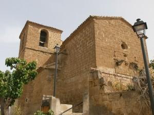 Burceat. Iglesia parroquial