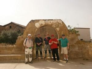 Foto de grupo en Burceat