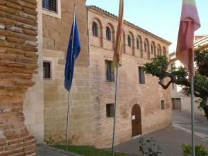 Albelda. Antigua abadía
