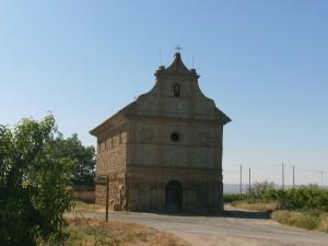 Albelda. Ermita de San Roque