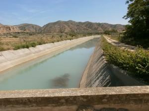 Albelda. Canal de Aragón y Cataluña