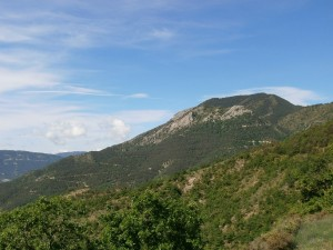 Esterún. Sierra Cervín