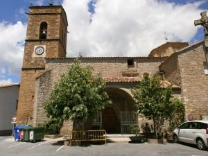 Campo. Iglesia de Ntra. Sra. de la Asunción