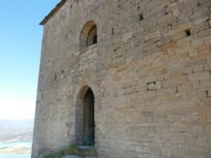 Samitier. Iglesia Santos Emeterio y Celedonio