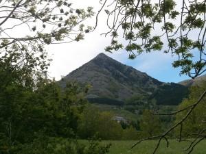 Cerler. Pico Cerler, camino de la ermita