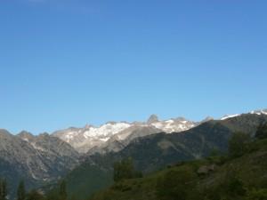 Cerler. Camino cataratas. Posets