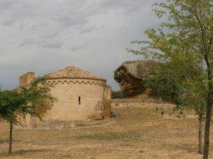 Berbegal. Ermita de Santa Águeda