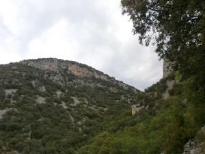 Estribaciones del pico Malero. La Canal