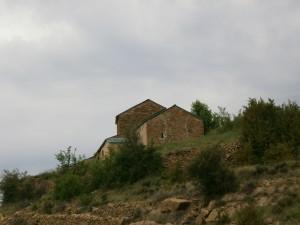 Padarnin. Ermita de San Pedro