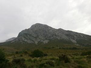 El Turbón. Camino de Serrate