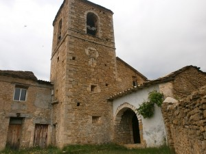 Serrate. Iglesia de Santa María