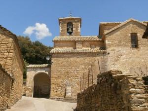 Betorz. Iglesia Santas Nunilo y Alodia