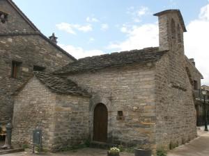 Margudgued. Iglesia de San Antón