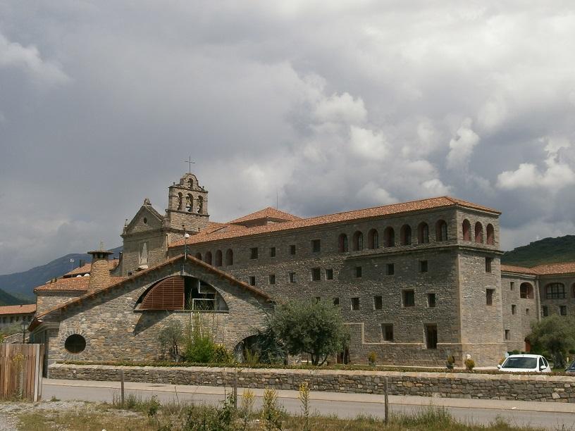 Ruta entre L'Ainsa y Boltaña
