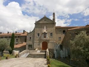 Boltaña. Monasterio de la Virgen del Carmen