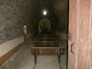 Boltaña. Ermita de San Sebastián