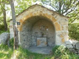 Ramastué. Ermita de San Marcos