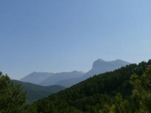 Peña Montañesa y macizo Cotiella