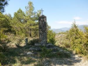 San Vicente de Labuerda. Crucero