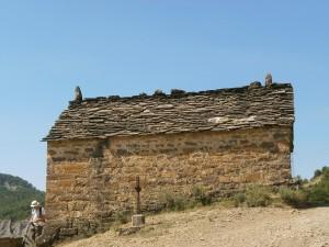 San Vicente Labuerda. Ermita San Miguel
