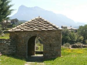 San Vicente de Labuerda. Esconjuradero