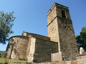Araguás. Iglesia de La Asunción