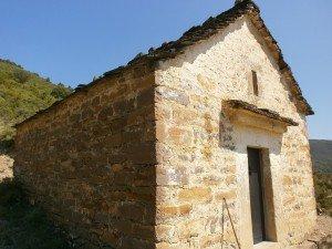 San Vicente de Labuerda. Ermita San Miguel
