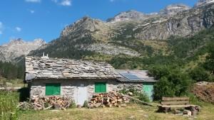 Cabaña del Turmo. Vallé de Estós