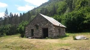 Cabaña-refugio de Santa Ana