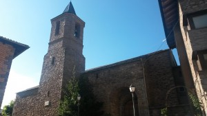 Laspaúles. Iglesia de San Pedro