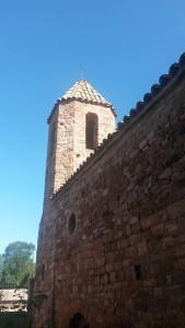 Suils. Torre iglesia parroquial