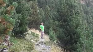 Subiendo al Puerto Viejo de Bielsa
