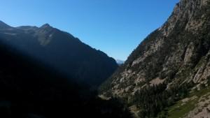 Valle de Bielsa, camino del Puerto Viejo