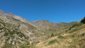 Entrando en el Valle de Pinarra. Punta del Puerto Viejo