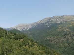 Sierra de Chía y La Cazanía