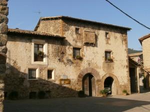 Bonansa. Casa donde nació Joaquín Maurín Juliá