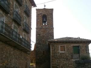 Bonansa. Iglesia de Santa Coloma