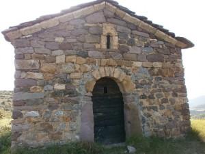 Bonansa. Ermita de San Aventín