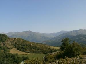 Montes de Castanesa. Desde San Aventín