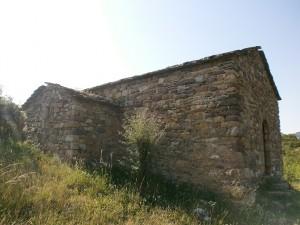 Bonansa. Ermita de San Roque