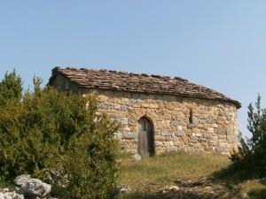 Bonansa. Ermita de San Salvador
