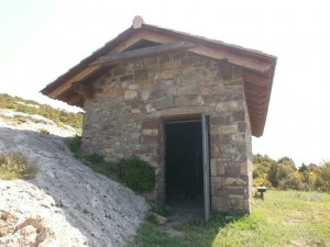 Laspaúles. Ermita de Santa Lucía
