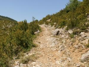 Bonansa. Antiguo camino real