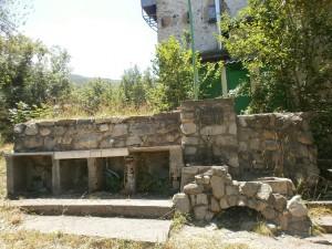 Casa Conques. Fuente Gardeta