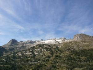 Glaciar de Las Maladetas
