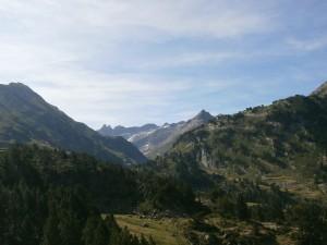 Al fondo pico La Forconada